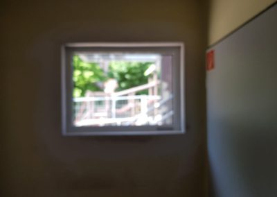 Fotos der Fluchttreppe