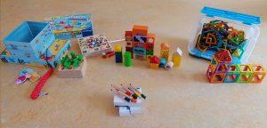 Neues Spielzeug für unsere Krippenkinder